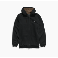 Zipper capuche ETNIES E-base sherpa black
