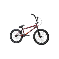 "Bmx SUNDAY Scout 20.85"" trans red 2017"