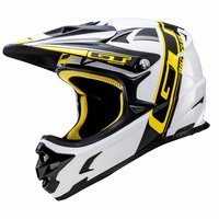 Casque GT Fury white