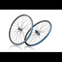 Paire de roues AMERICAN CLASSIC Argent disc