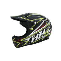 Casque THH S2 black/neon yellow