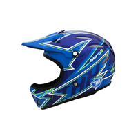 Casque THH S2 blue/aqua