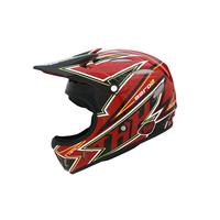 Casque THH S2 red/black