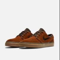 Shoes NIKE SB Zoom Stefan Janoski noisette