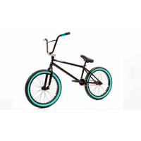 "Bmx FIT BIKE Co Nordstrom 1 LHD 20,50"" gloss black 2017"