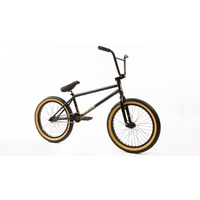 "Bmx FIT BIKE Co Long 21"" ED black 2017"