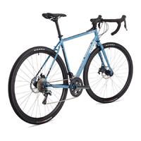 Vélo gravel GENESIS Croix de Fer 20 blue 2017