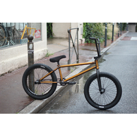 Bmx STRESS Crew custom gold