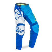 Pantalon FLY RACING F-16 blue/hi-vision