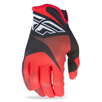 Gants FLY RACING Lite red/black/white 2017