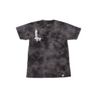 Tee shirt THE TRIP OG Tie Dye black/grey