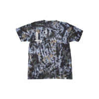 Tee shirt THE TRIP OG tie dye blue/green