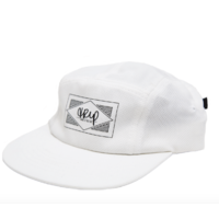 Casquette THE TRIP 5 panels Athletic white