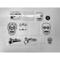 Stickers BMX AVENUE pack 13pc