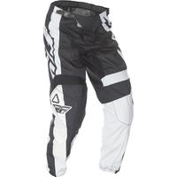 Pantalon FLY RACING F-16 black/white 2016