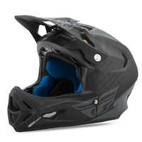 Casque FLY RACING Werx Mips black mat/grey