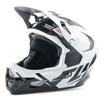 Casque FLY RACING Werx ultra black/white/red