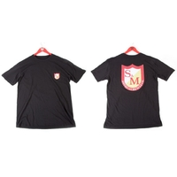 Tee shirt S&M Shield pocket tee