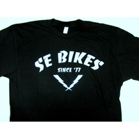 Tee shirt SE BIKES Bolt black