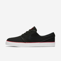 Shoes NIKE SB Zoom Stefan Janoski canvas black/max orange