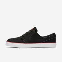 Shoes NIKE SB Stefan Janoski canvas black/max orange