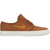 Shoes NIKE SB Zoom Stefan Janoski Leather ale/brown