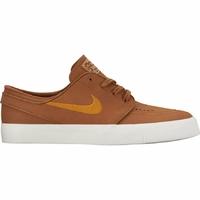 Shoes NIKE SB Zoom Stefan Janoski Leather ale brown