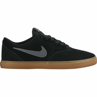 Shoes NIKE SB Check Solar black/gum