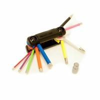 Outil GT multicolor (10 outils)