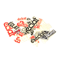 Stickers ECLAT pack 20pc