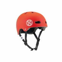 Casque FUSE Delta-Scope matt red