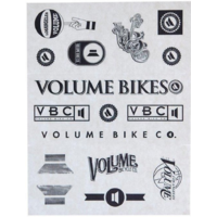 Stickers VOLUME pack 16pc