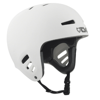 Casque TSG Dawn white
