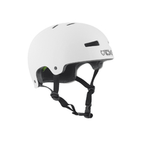 "Casque TSG Evolution Youth white ""Junior"""