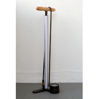 Pompe LEZYNE STEEL FLOOR DRIVE - ABS 1