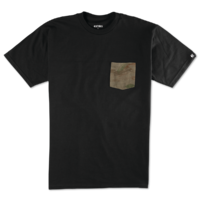 Tee shirt ETNIES flow camo pocket