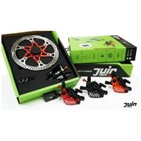 Frein à disque JUIN TECH X1 Hybride (L'unité)