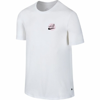 Tee shirt NIKE SB Dry tee DF white/black