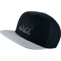 Casquette NIKE SB Fade Dry hat black/grey