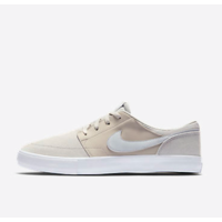 Shoes NIKE SB Portmore II Solar beige clair/white