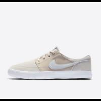 Shoes NIKE SB Portmore II Solar beige clair/white