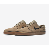Shoes NIKE SB Zoom Stefan Janoski Khaki/black gum