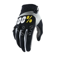 Gants 100% Airmatic black