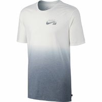 Tee shirt NIKE SB Dry white/cool grey