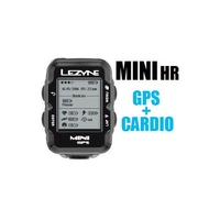 GPS LEZYNE Mini HR + Cardio