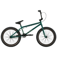 "Bmx PREMIUM BMX Stray 20.50"" emerald green 2017"