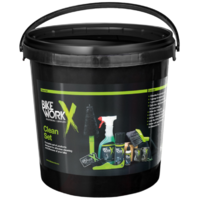Kit de netoyage BIKE WORKX complet