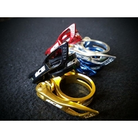 Collier de selle ICE FAST Clamp QR 31,8mm