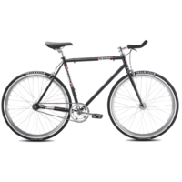 Vélo SE BIKES Lager metallic black 2016
