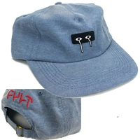 Casquette CULT Little Boy blue chambray